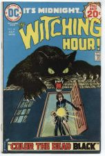 Buy The Witching Hour DC Comics Vol. 1 #44 July 1974 Good used