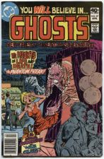 Buy You Will Believe In...GHOSTS Volume 1 No. 87 April 1980 Very Good Condition