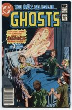 Buy You Will Believe In...GHOSTS Volume 1 No. 103 Aug. 1981 Very Good Condition