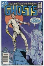 Buy GHOSTS Volume 1 No. 106 Nov. 1981 Very Good Condition