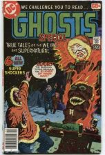 Buy GHOSTS Special Issue #7 1978 Very Good Condition DC Classic Rare