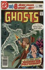 Buy GHOSTS Volume 1 No. 92 Aug. 1980 Very Good Condition Collect them all!