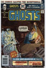Buy GHOSTS Volume 1 No. 48 August 1976 Very Good Condition DC Classic