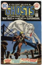 Buy GHOSTS Volume 1 No. 36 March 1975 Very Good Condition DC Classic