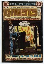 Buy GHOSTS Issue #8 Oct. 1972 Very Good Condition DC Classic Early