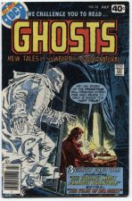 Buy We Challenge You to Read...GHOSTS Volume 1 No. 78 July. 1979 Very Good Condition