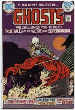 Buy GHOSTS Issue #22 Jan. 1974 Very Good Condition DC Classic Early