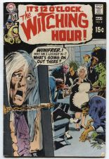 Buy The Witching Hour DC Comics Vol. 1 #8 May 1970 Very Good Condition