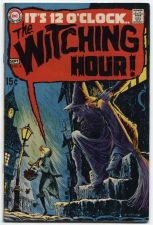 Buy The Witching Hour DC Comics Vol. 1 #4 Sept. 1969 Very Good Condition