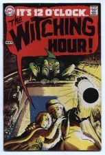 Buy The Witching Hour DC Comics Vol. 1 #2 May 1969 Very Good Condition