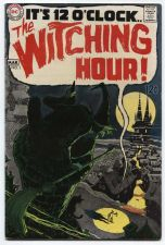 Buy The Witching Hour DC Comics Vol. 1 #1 March 1969 Very Good Condition