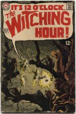 Buy The Witching Hour DC Comics Vol. 1 #3 July 1969 Very Good Condition