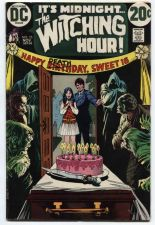 Buy Thr Witching Hour Issue #25 Nov. 1972 Very Good Condition DC Classic Early