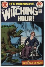 Buy The Witching Hour DC Comics Vol. 1 #35 Oct. 1973 Good used Classic Comic