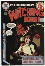 Buy The Witching Hour DC Comics Vol. 1 #45 Aug. 1974 Good used Classic Comic