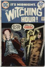 Buy The Witching Hour DC Comics Vol. 1 #39 Feb. 1974 Good used Classic Comic