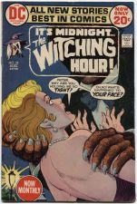 Buy Thr Witching Hour Issue #22 Aug. 1972 Very Good Condition DC Classic Early
