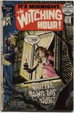 Buy Thr Witching Hour Issue #19 March 1972 Very Good Condition DC Classic Early
