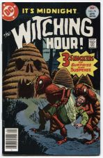 Buy The Witching Hour DC Comics Vol. 1 #70 Aug. 1978 Good Used Classic Comic