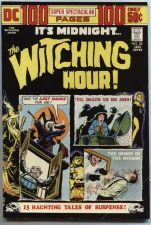Buy Thr Witching Hour Issue #38 Jan 1974 Very Good Condition DC 100 Pages Early
