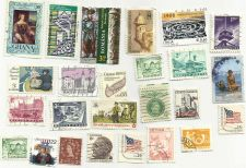 Buy Stamp Lot 4 Lot of 24 stamps mostly used