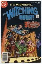 Buy The Witching Hour DC Comics Vol. 1 #74 Oct. 1977 Great Old Classic Comic