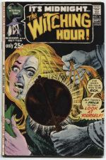 Buy Thr Witching Hour Issue #16 Sept. 1971 Very Good Condition DC Classic Early