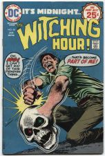Buy The Witching Hour DC Comics Vol. 1 #50 Jan. 1975