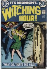 Buy The Witching Hour DC Comics Vol. 1 #32 July 1973 Good used Classic Comic