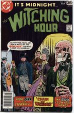 Buy The Witching Hour DC Comics Vol. 1 #78 March 1978 Good used Classic Comic