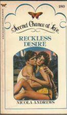 Buy Restless Desire - Nicola Andrews ( 1016 )