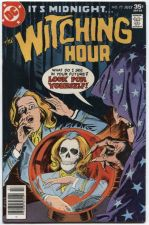 Buy The Witching Hour DC Comics Vol. 1 #72 June 1977