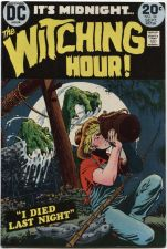 Buy The Witching Hour DC Comics Vol. 1 #34 Sept 1973 Good used Classic Comic