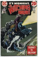 Buy The Witching Hour DC Comics Vol. 1 #27 Jan. 1973