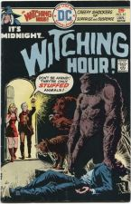 Buy The Witching Hour DC Comics Vol. 1 #61 Jan. 1976 Good Used Classic Comic
