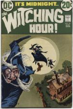 Buy The Witching Hour DC Comics Vol. 1 #33 Aug 1973 Good used Classic Comic