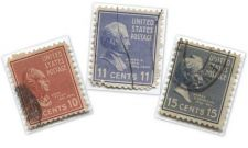 Buy Prexies Lot - 3 different Presidential Series Stamps 10c, 11c, 15c Nice Used Lot