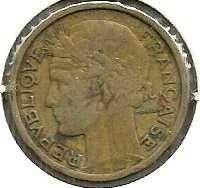 Buy France 1932 - 1 Franc Aluminum-Bronze Coin