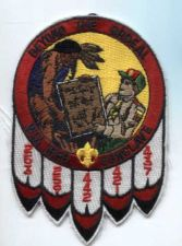Buy 1988 WIA Conclave Patch Skyloo Lodge Hosted Order of the Arrow Boy Scouts Oregon