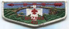 Buy 1980's Mazama Lodge #421 Order of the Arrow Boy Scouts Oregon Thunderbird