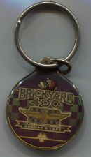Buy 1995 Brickyard 400 Indianapolis Motor Speedway August, 5 1995 Official Keychain