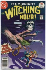 Buy The Witching Hour DC Comics Vol. 1 #69 March 1977 Good used Classic Comic