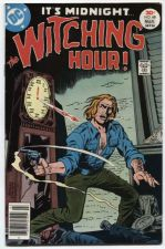 Buy The Witching Hour DC Comics Vol. 1 #68 Feb 1977 Good used Classic Comic