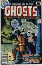 Buy GHOSTS Volume 1 No. 74 March 1979 Good Condition DC Classic Comic