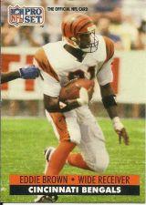 Buy Eddie Brown Cincinnati Bengals 1991