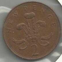Buy British 2 New Pence 1971