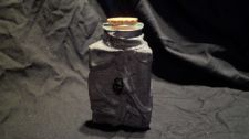 Buy Potion Oil Bottle 3-Faces Pagan Wicca Halloween Decor