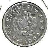 Buy Albania 10 Quindarka 1964 - Rare Coin!!!