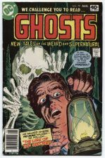 Buy GHOSTS Volume 1 No. 79 Aug 1979 Good Condition DC Classic Comic