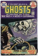 Buy GHOSTS Issue #28 July 1974 Very Good Condition DC Classic Early